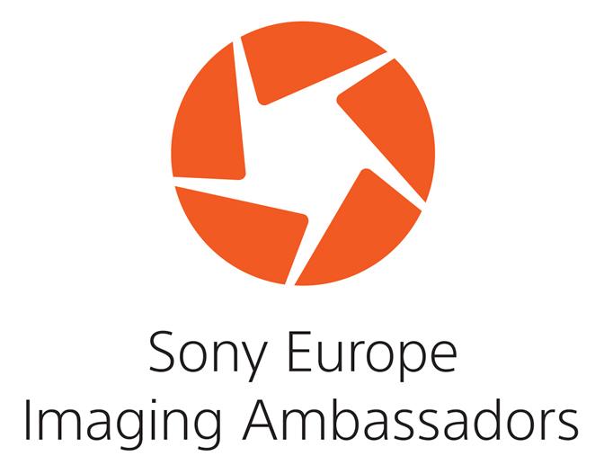 Sony Europe Imaging Ambassador Logo - Kate Hopewell-Smith