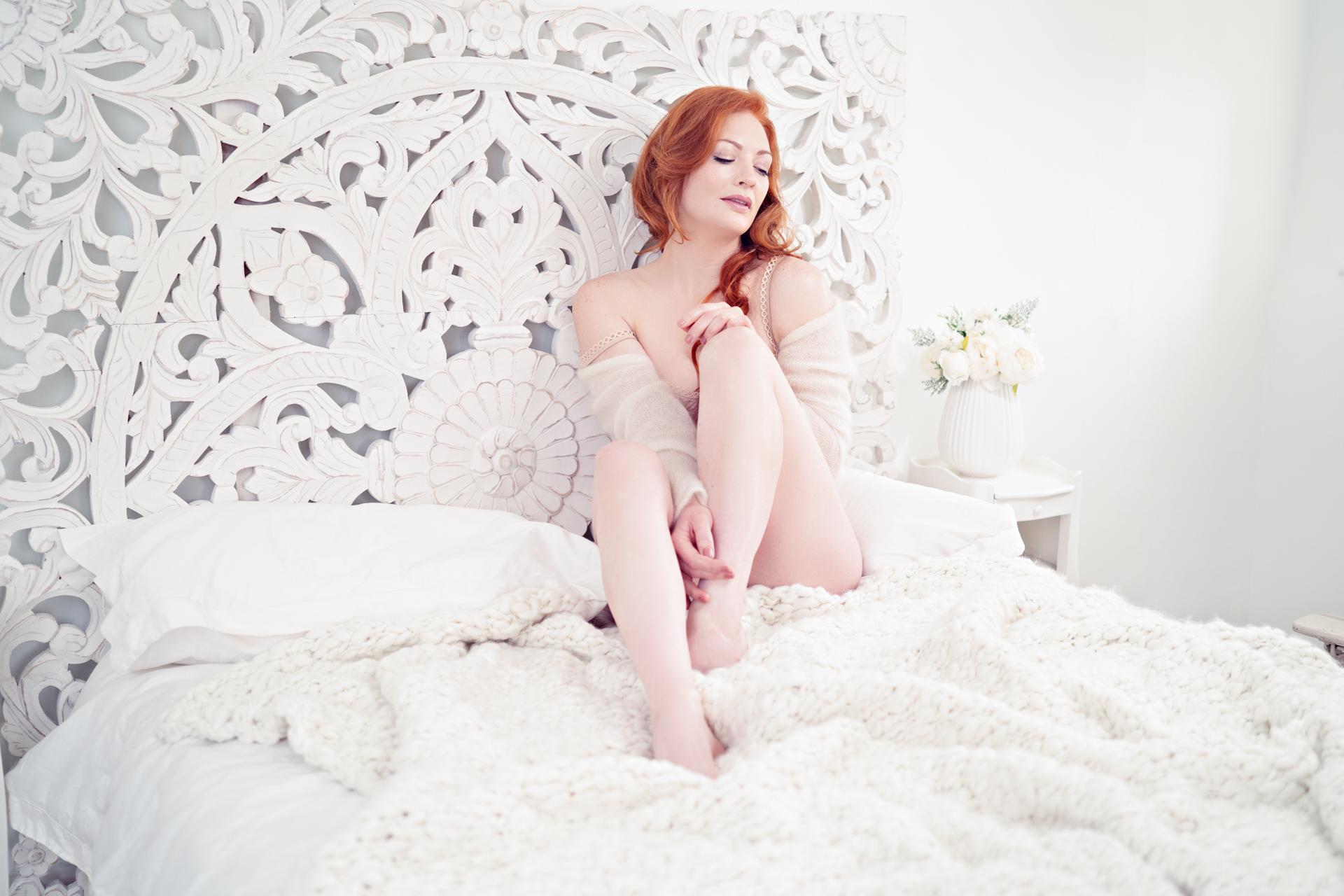 pretty boudoir photography