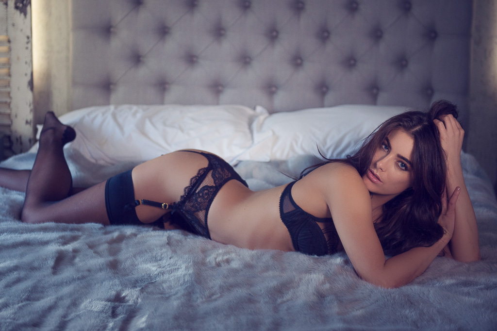Boudoir photography examples