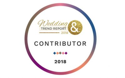 2018 International Wedding Trend Report
